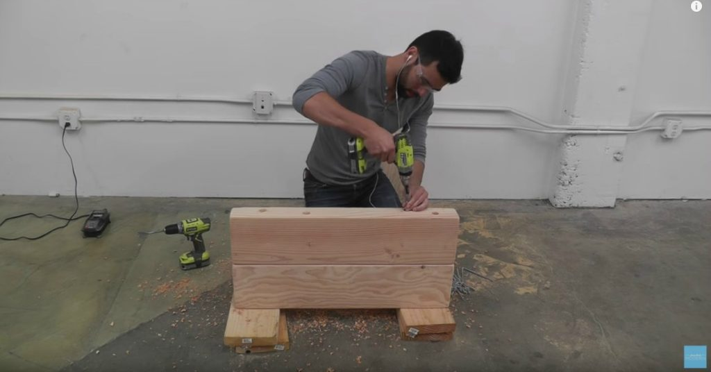How to Build a Rustic Outdoor Sofa the Easy Way | Local ...