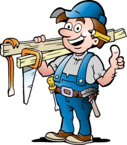 handyman working blackrock