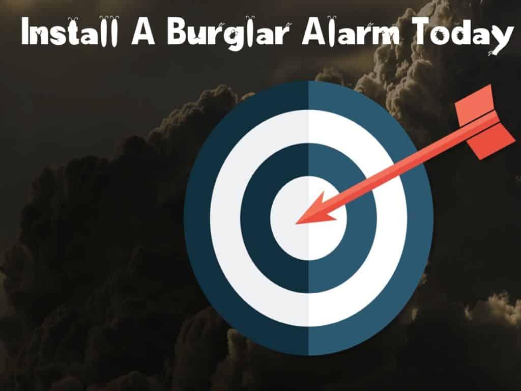 how to install a burglar alarm