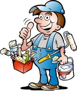 handyman working in ranelagh